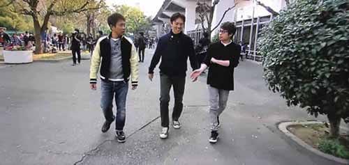 浜ちゃんと吉村市長とロンブー淳