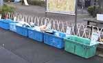 ゴミに出された空き瓶のリサイクルの話:ソノサキ【2018/04/17】