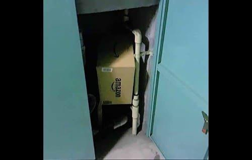 ボックス ガスメーター
