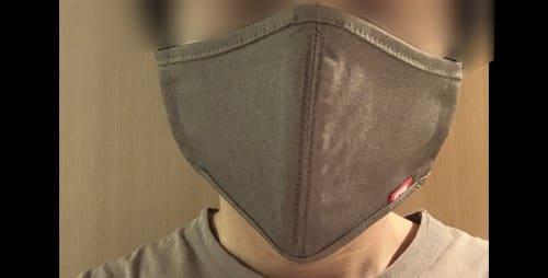 EDWINのマスク