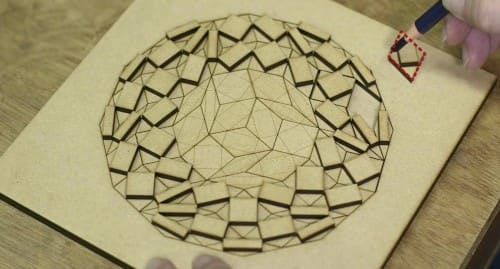 四角形をつなぐときのルール