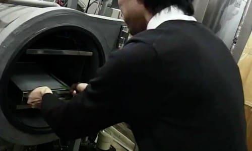 フリーズドライの機械