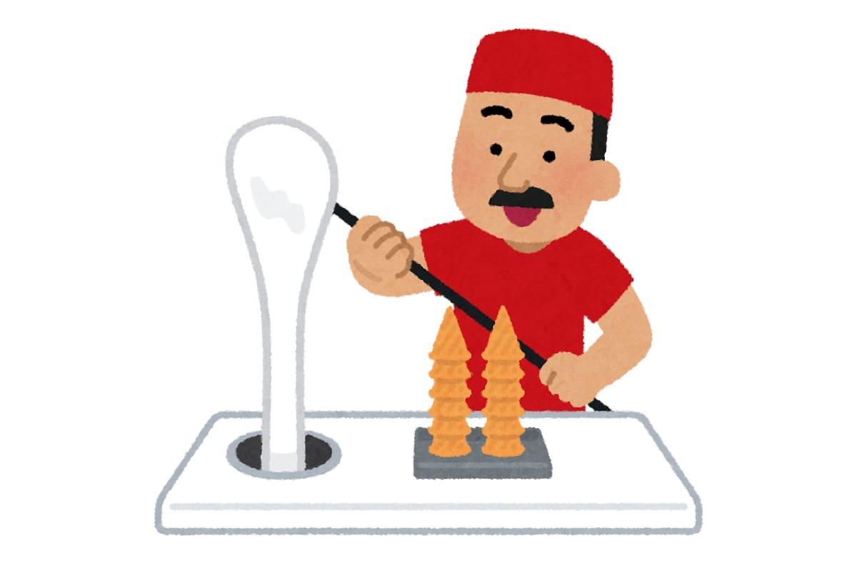 苦手な人も大丈夫!納豆を使った「トルコ風アイス」の作り方:ZIP【2020/07/24】