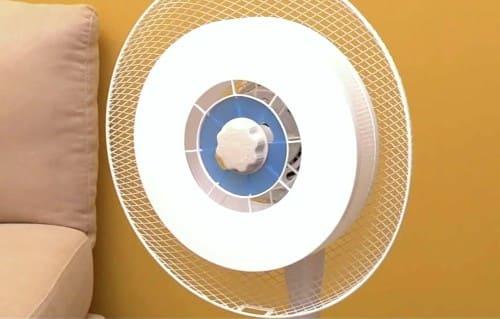 洗空気を装着