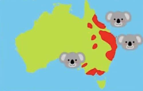 オーストラリア東部
