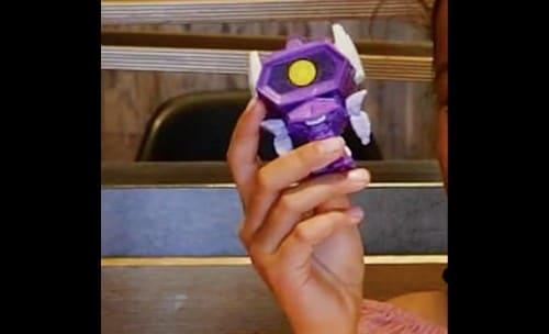 トランスフォーマーのおもちゃ