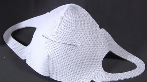 管弦器対応抗菌消臭立体マスク