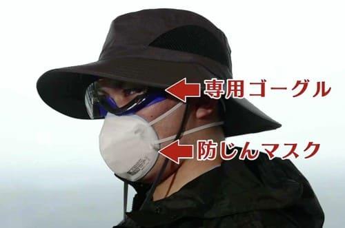 ゴーグル・マスク