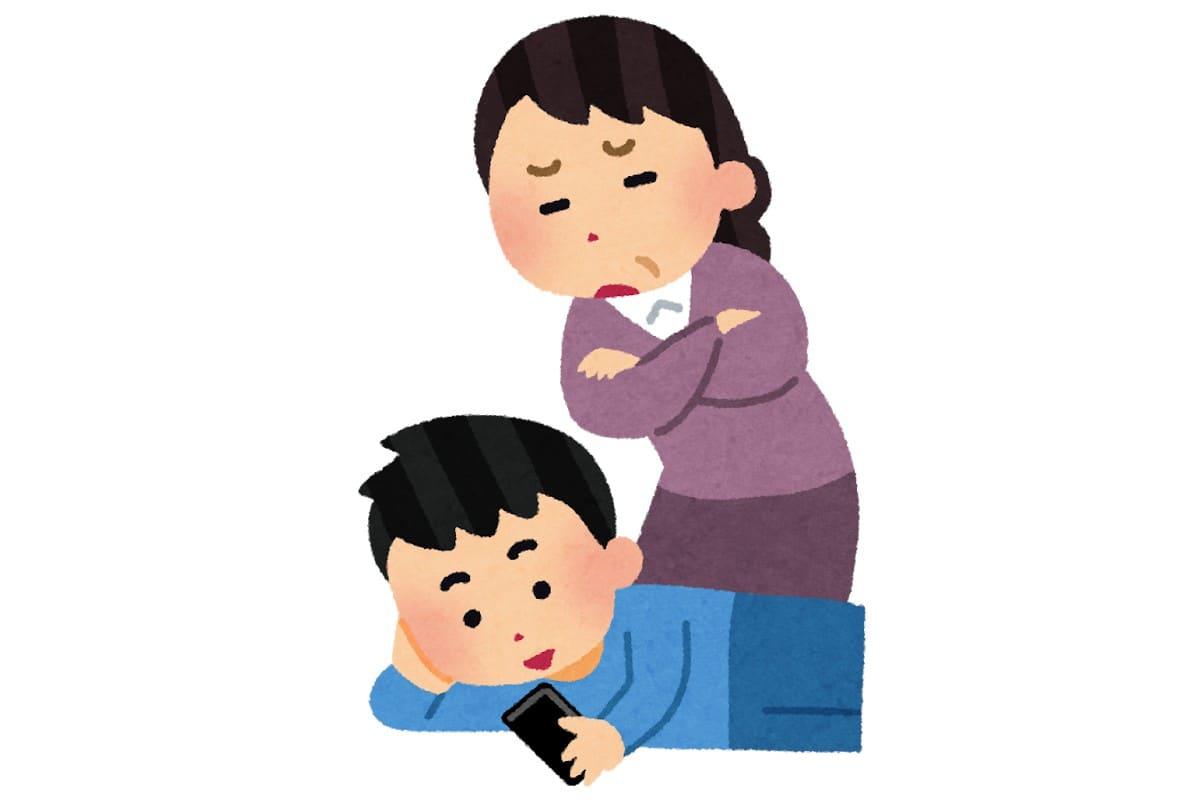 子どもの長時間の動画視聴を制限する方法