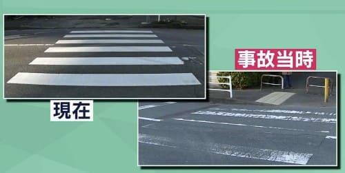 横断歩道の比較