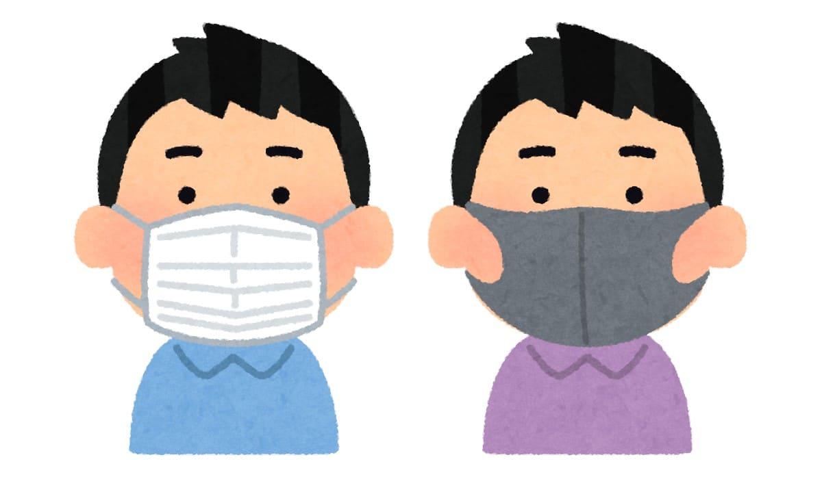 白マスクと黒マスクで温度が全然違う!という話:モーニングショー【2021/07/21】