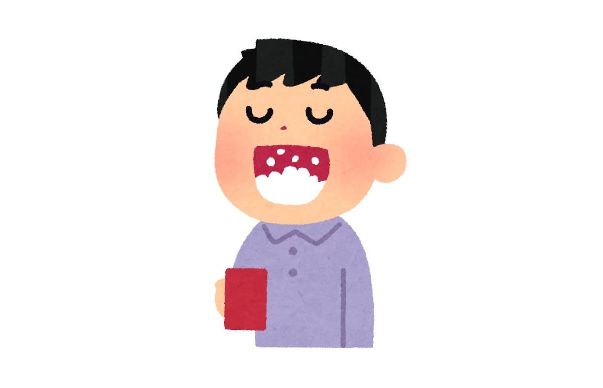 うがいをする時は首を振って歌うとよい!という話:月曜から夜ふかし【2021/07/26】