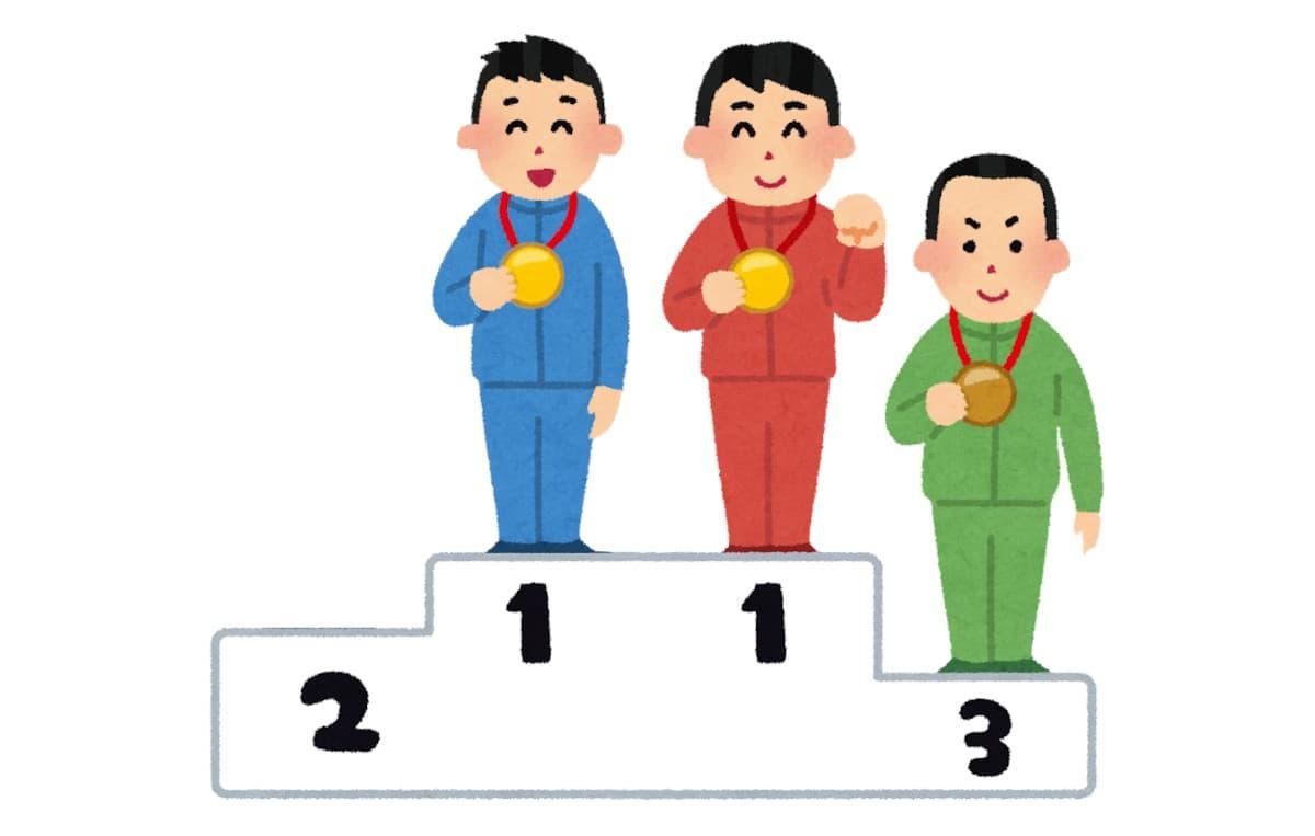 陸上競技で2人同時の金メダル!:スッキリ!【2021/08/03】